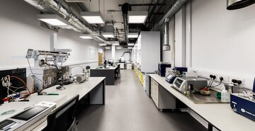 Brookes Bell opens new metallurgy, fuel testing and non-destructive testing laboratory
