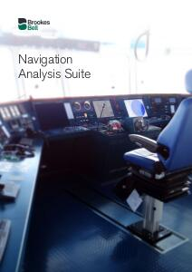 Navigation Analysis Fact Sheet